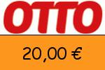 Otto 20 € Gutscheincode