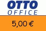 Otto-Office 5,00€ Gutschein