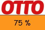 Otto 75 Prozent Gutschein