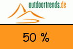 Outdoortrends 50 % Gutschein