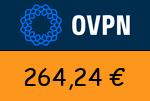 OVPN.com 264,24 Euro Gutschein