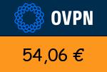 OVPN.com 54,06 Euro Gutschein