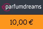 Parfumdreams 10,00 Euro Gutscheincode