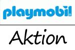 Aktion bei Playmobil