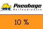 Pneuhage 10 Prozent Gutscheincode