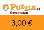 Puzzle.at 3,00 Euro Gutscheincode