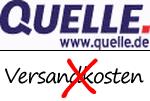 Versandkostenfrei bei Quelle.ch