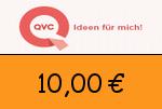QVC 10,00 Euro Gutscheincode