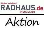 Aktion bei Radhaus
