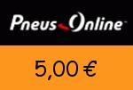 Reifen_Pneus_online 5,00€ Gutschein