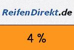 ReifenDirekt 4 Prozent Gutscheincode