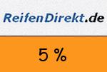 ReifenDirekt 5 Prozent Gutscheincode