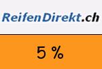 ReifenDirekt.ch 5 Prozent Gutschein