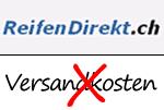 Versandkostenfrei bei ReifenDirekt.ch