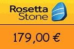 RosettaStone 179,00 Euro Gutschein
