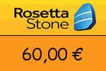 RosettaStone 60,00 Euro Gutscheincode