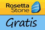 Gratis-Artikel bei RosettaStone