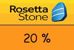 RosettaStone 20 Prozent Gutscheincode