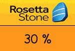 RosettaStone 30% Gutscheincode