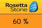 RosettaStone 60% Gutscheincode
