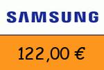 Samsung 122,00 Euro Gutschein