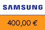 Samsung 400,00 Euro Gutschein