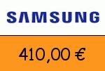 Samsung 410,00 Euro Gutschein