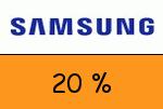 Samsung 20 Prozent Gutschein