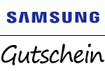 Rabatt bei Samsung