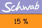 Schwab 15 % Gutscheincode