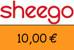 Sheego 10,00 Euro Gutscheincode