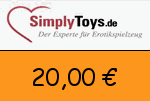 SimplyToys 20 € Gutscheincode