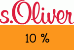 sOliver 10 Prozent Gutschein