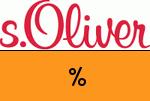 sOliver  Prozent Gutschein
