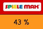 Spiele-Max 43 Prozent Gutschein