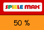 Spiele-Max 50 % Gutschein