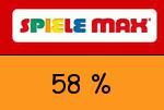 Spiele-Max 58 Prozent Gutschein
