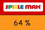 Spiele-Max 64 Prozent Gutschein