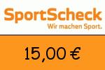 Sportscheck.at euro_15_00_E Gutschein