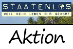 Aktion bei Staatenlos