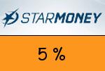 Starmoney 5 Prozent Gutschein