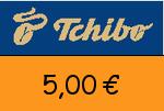 Tchibo 5,00€ Gutschein