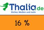 Thalia 16 Prozent Gutscheincode