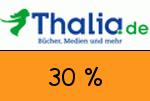 Thalia 30% Gutschein