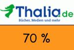 Thalia 70 Prozent Gutschein