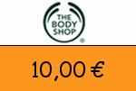 TheBodyShop 10,00 Euro Gutscheincode