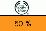 TheBodyShop 50 % Gutschein