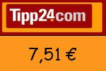Tipp24 7,51 Euro Gutschein