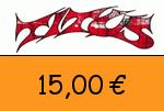 Titus 15 Euro Gutschein