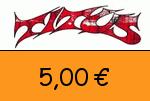 Titus 5,00€ Gutscheincode